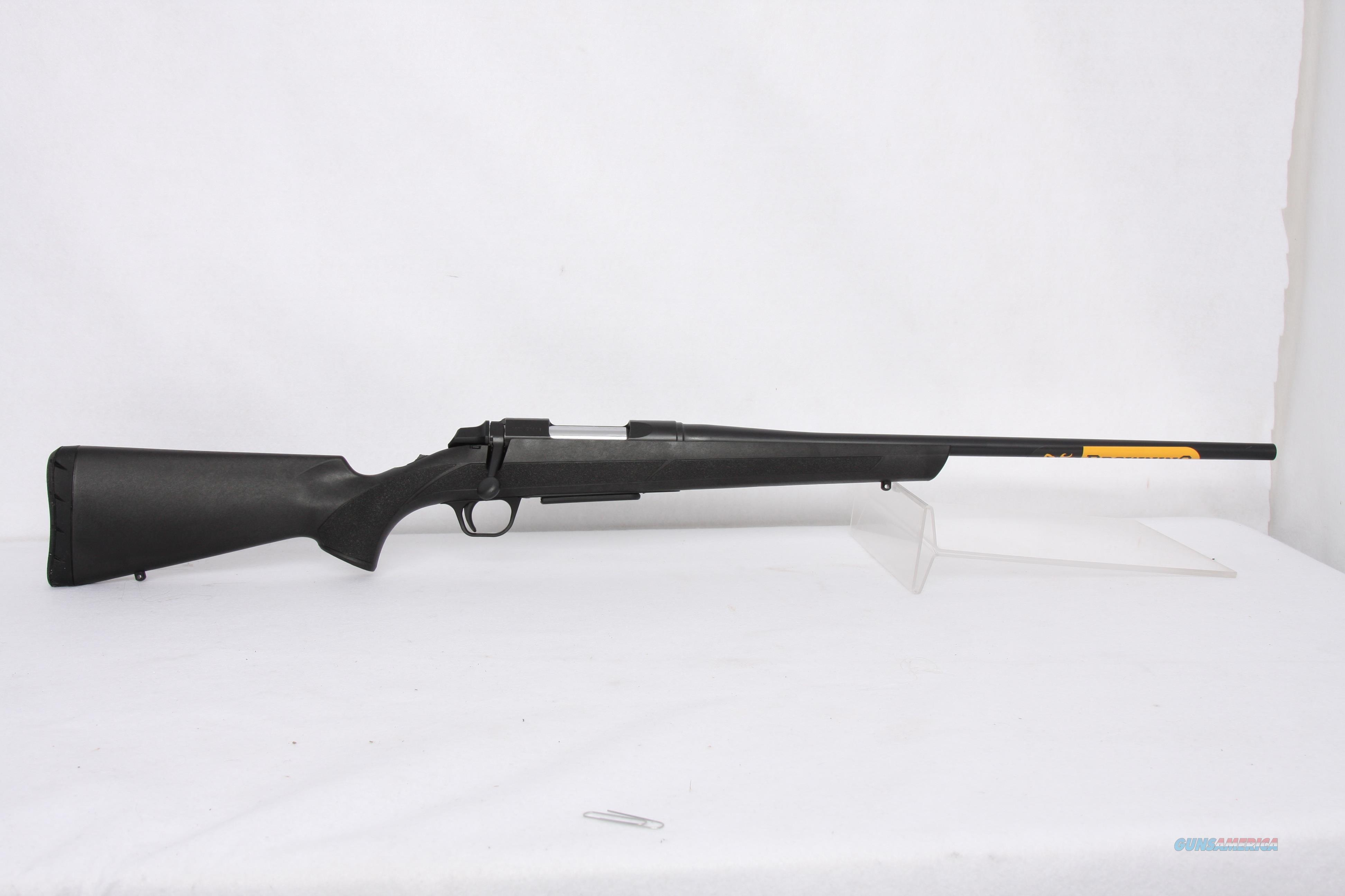Browning AB3 6.5 Creedmoor Black  Guns > Rifles > Browning Rifles > Bolt Action > Tactical