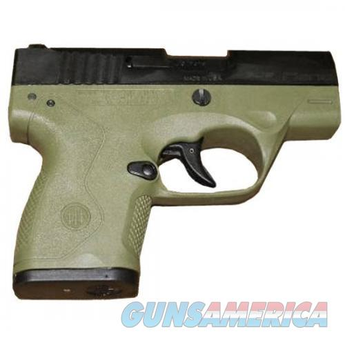 Beretta Nano 9mm Dark Earth  Guns