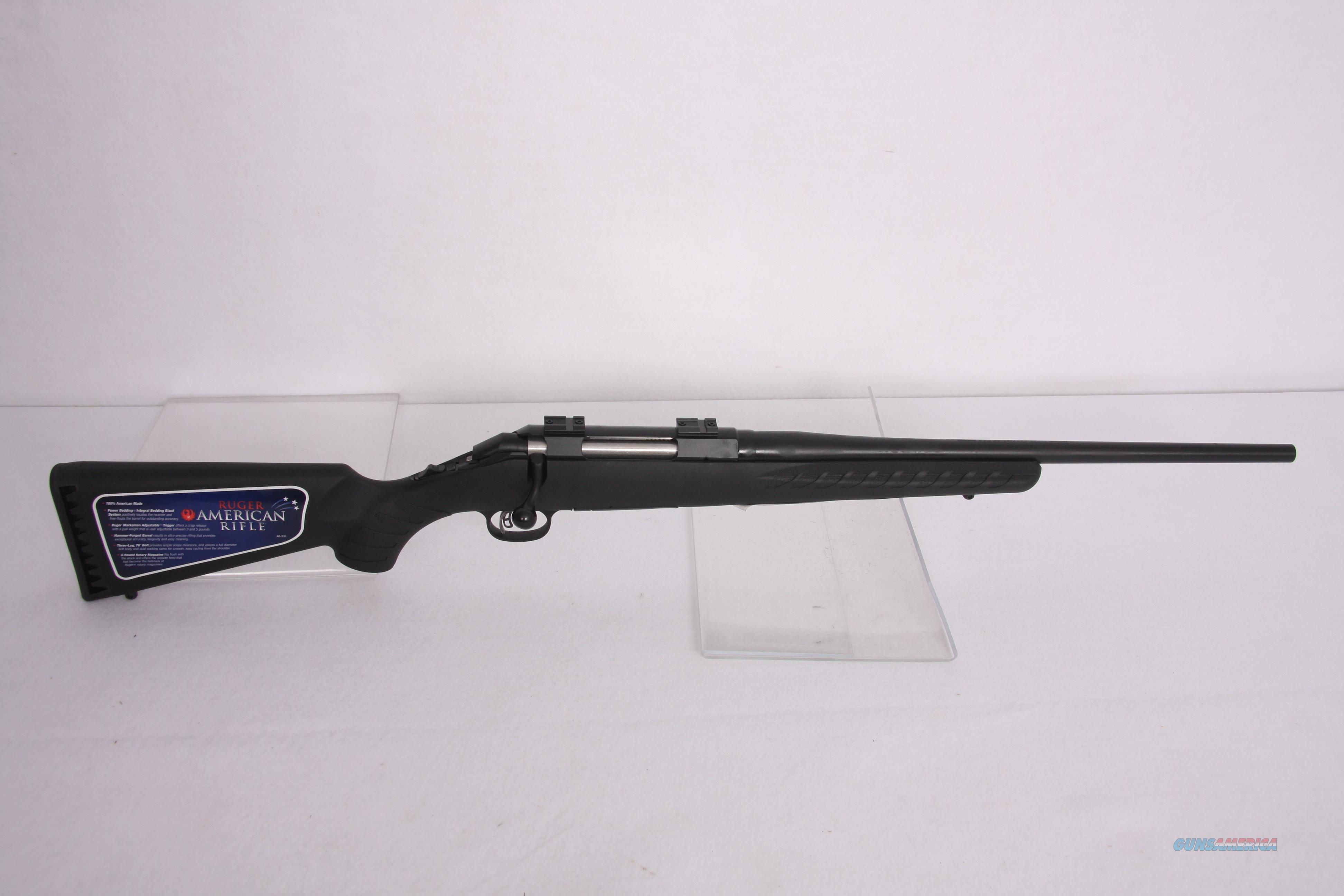 Ruger American-C .223 Black  Guns > Rifles > Ruger Rifles > American Rifle