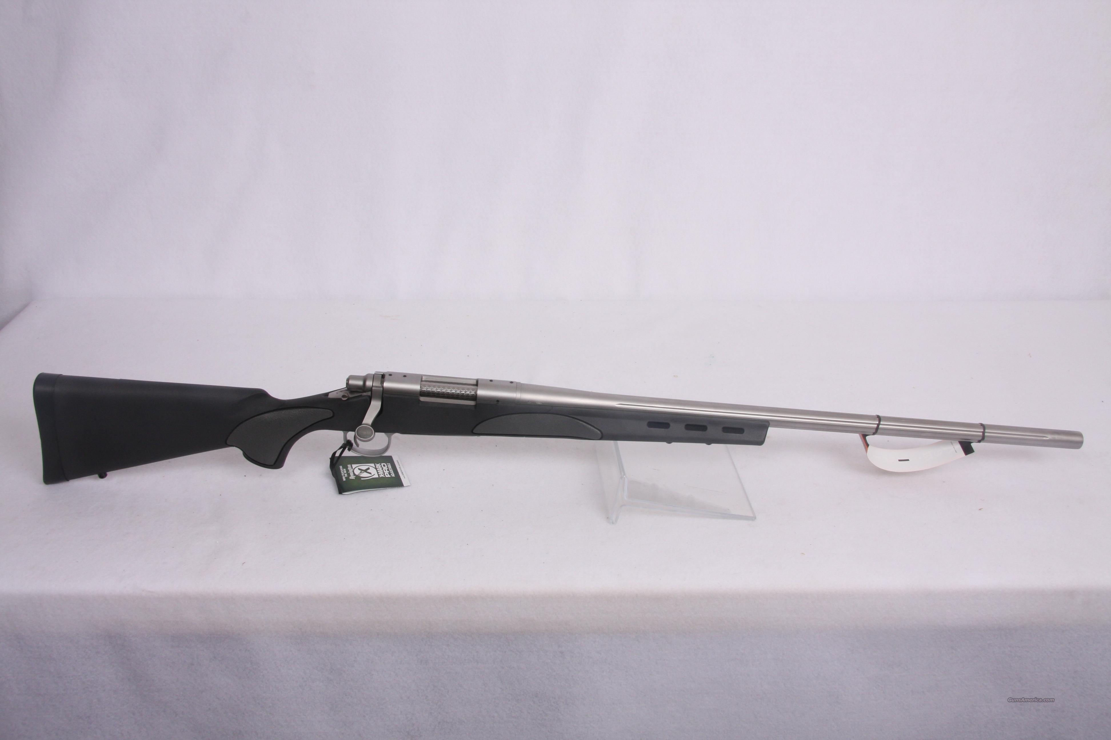 Remington Varmint SF 308 Win S/S  Guns > Rifles > Remington Rifles - Modern > Model 700 > Sporting
