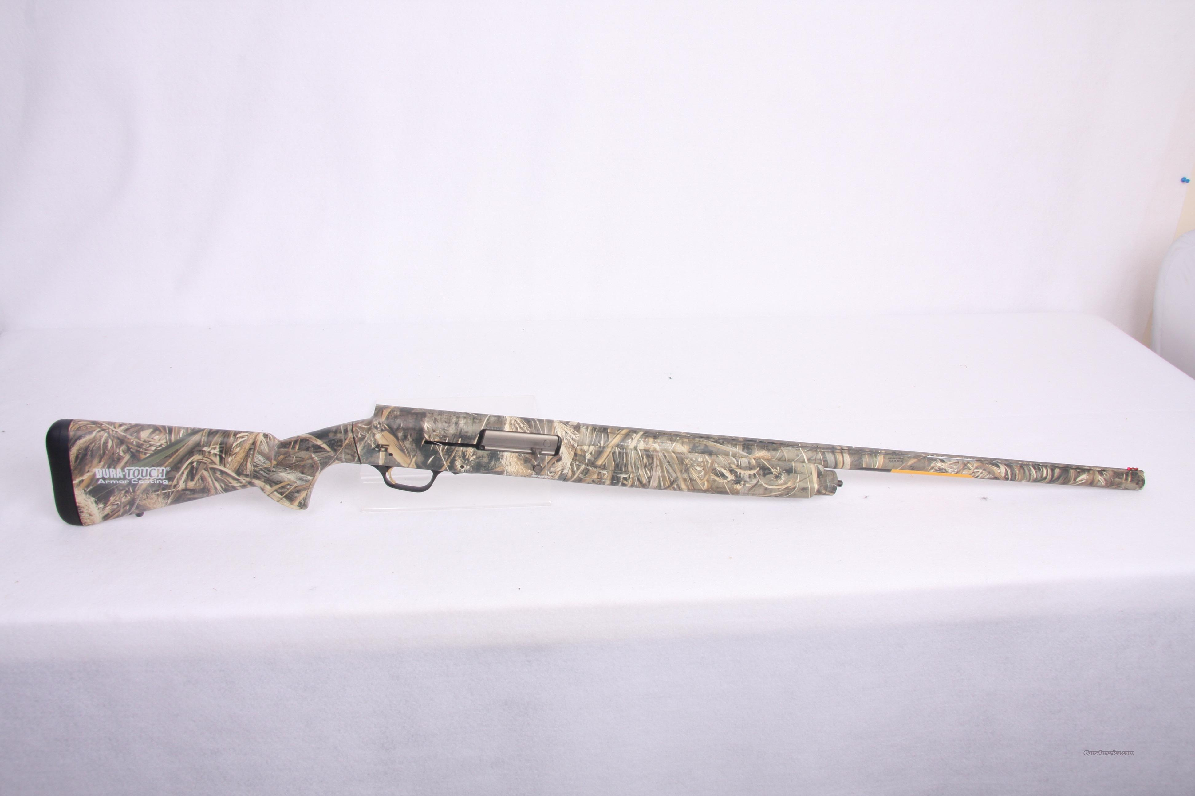 Browning A5 12Ga 28in Max5  Guns > Shotguns > Browning Shotguns > Autoloaders > Hunting