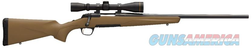 Browning X-Bolt Dark Earth 6.5Cm Leupold VX1 Combo  Guns > Rifles > Browning Rifles > Bolt Action > Hunting > Blue