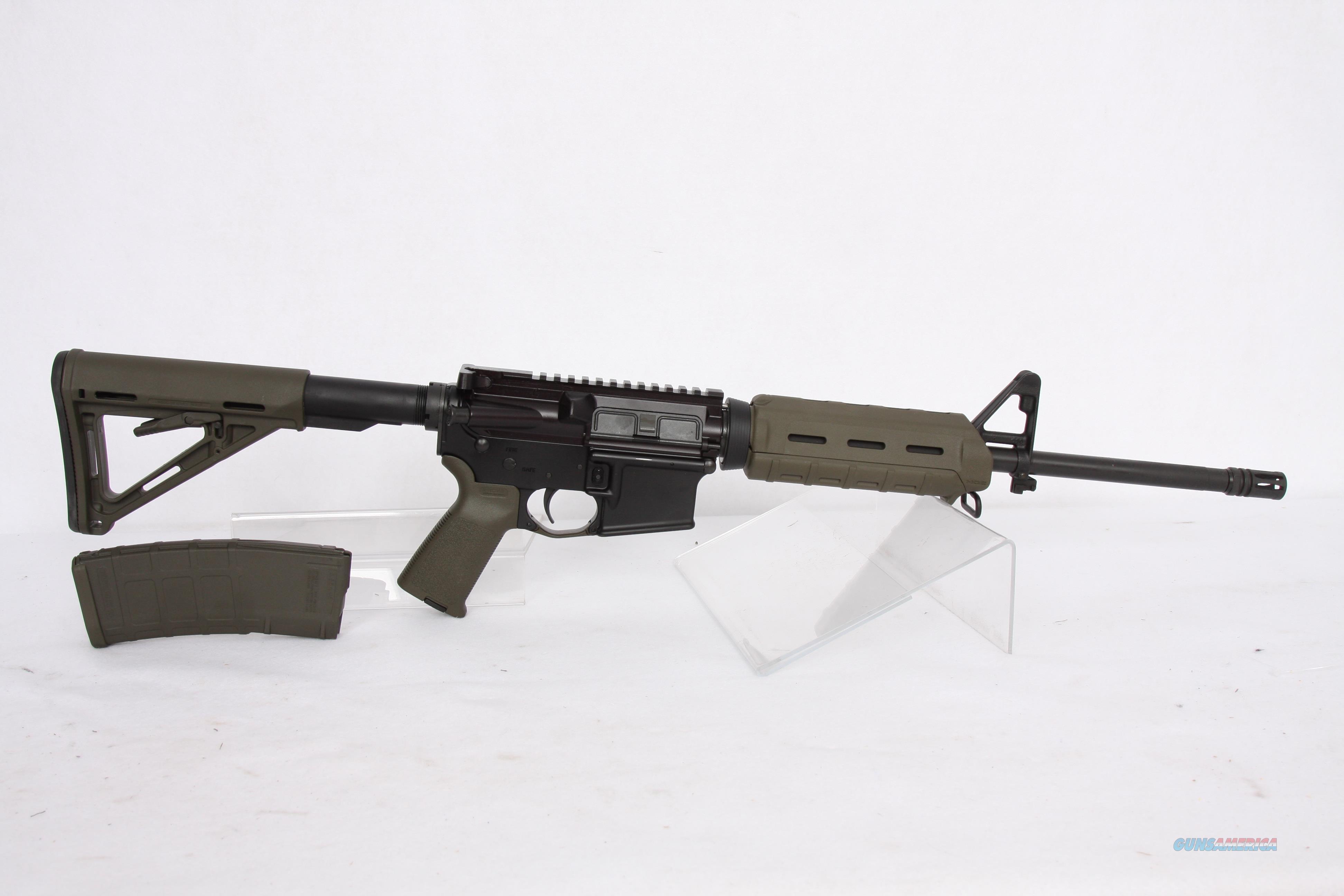 Del-Ton Sierra 316 .223 16in Magpul Stock Dark Earth  Guns > Rifles > D Misc Rifles
