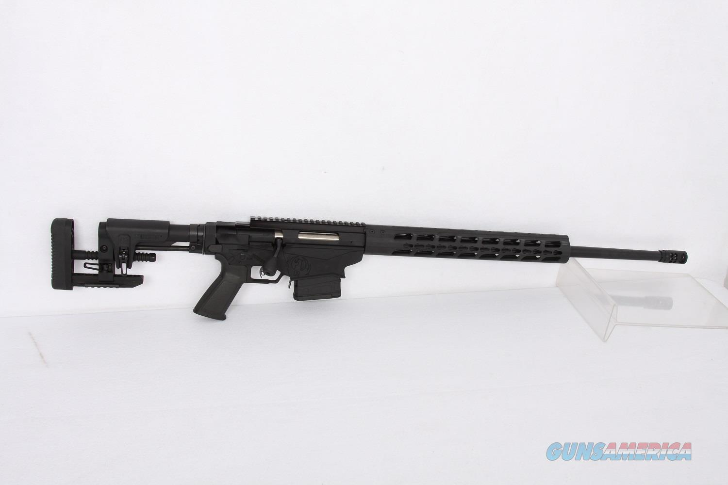 Ruger Precision Rifle 6.5CM  Guns > Rifles > Ruger Rifles > Lever Action