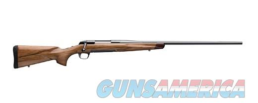 Browning X-Bolt Medallion French Walnut 6.5CM 22in  Guns > Rifles > Browning Rifles > Bolt Action > Hunting > Blue