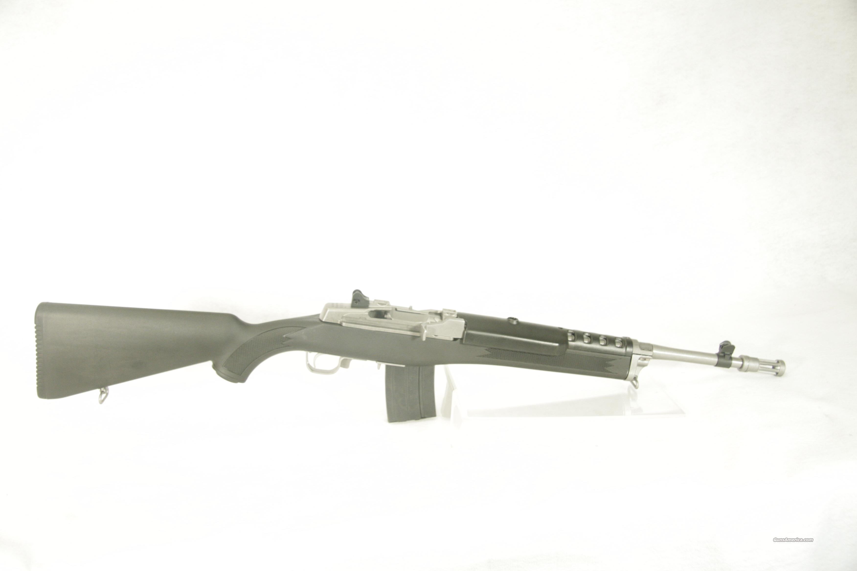 Ruger Mini 14 .223 Tactical SS  Guns > Rifles > Ruger Rifles > Mini-14 Type