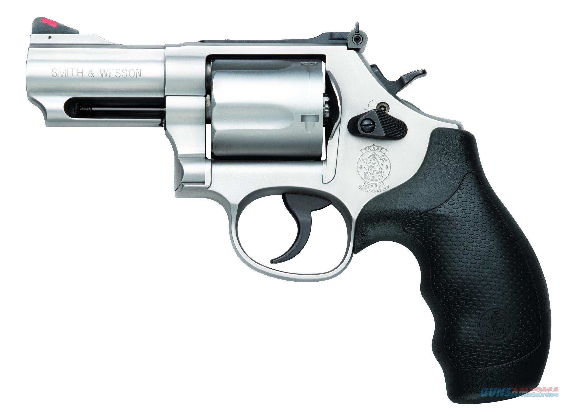 SW M69 Combat .44mag Stainless Steel 5in  Guns > Pistols > Smith & Wesson Revolvers > Full Frame Revolver