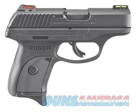 Ruger LC9s 9mm 3.12in HiVis Sight  Guns > Pistols > Ruger Semi-Auto Pistols > LC9