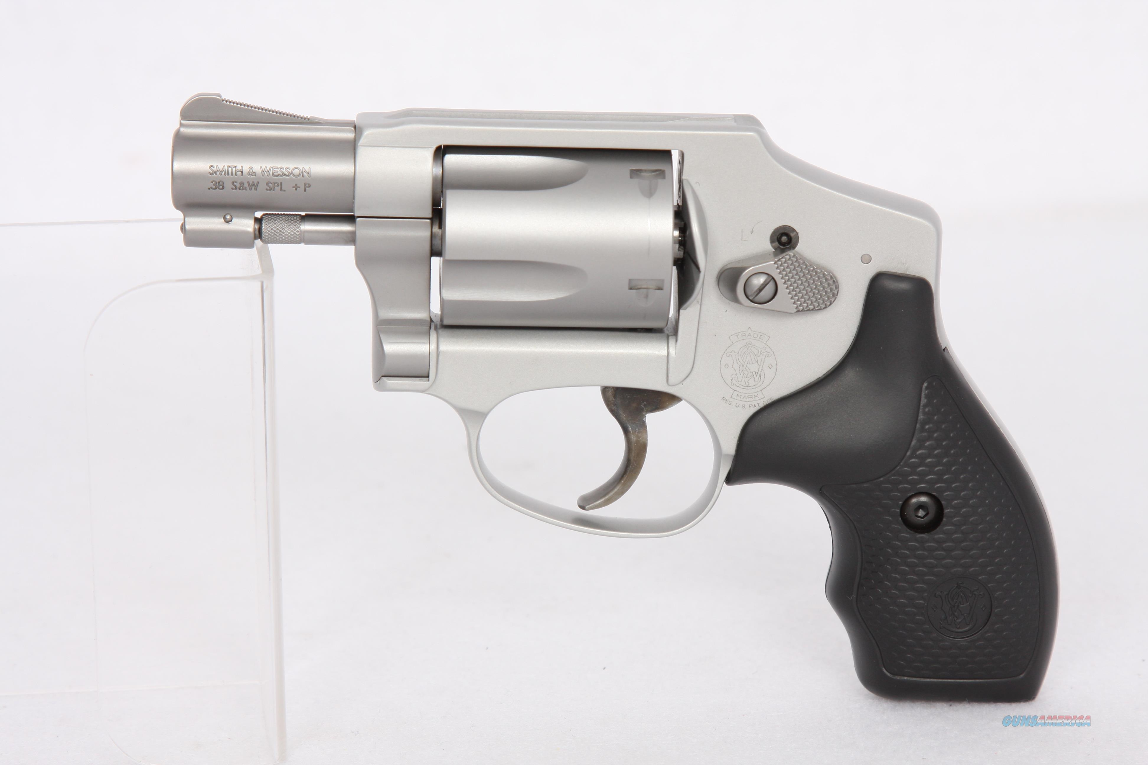 Smith and Wesson 642 .38spcl Stainless 1.87in  Guns > Pistols > Smith & Wesson Revolvers > Small Frame ( J )