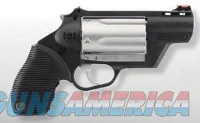 Taurus Judge Public Defender Poly .45LC/.410g 2.5in Stainless  Guns > Pistols > Taurus Pistols > Revolvers