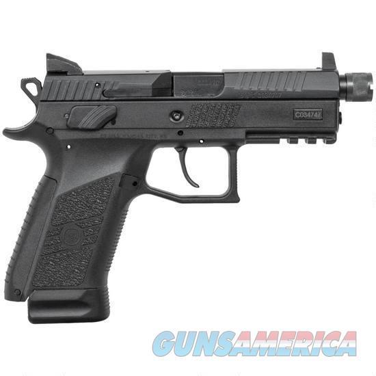 CZ P-07 9mm 4.5in Black 17rd  Guns > Pistols > CZ Pistols