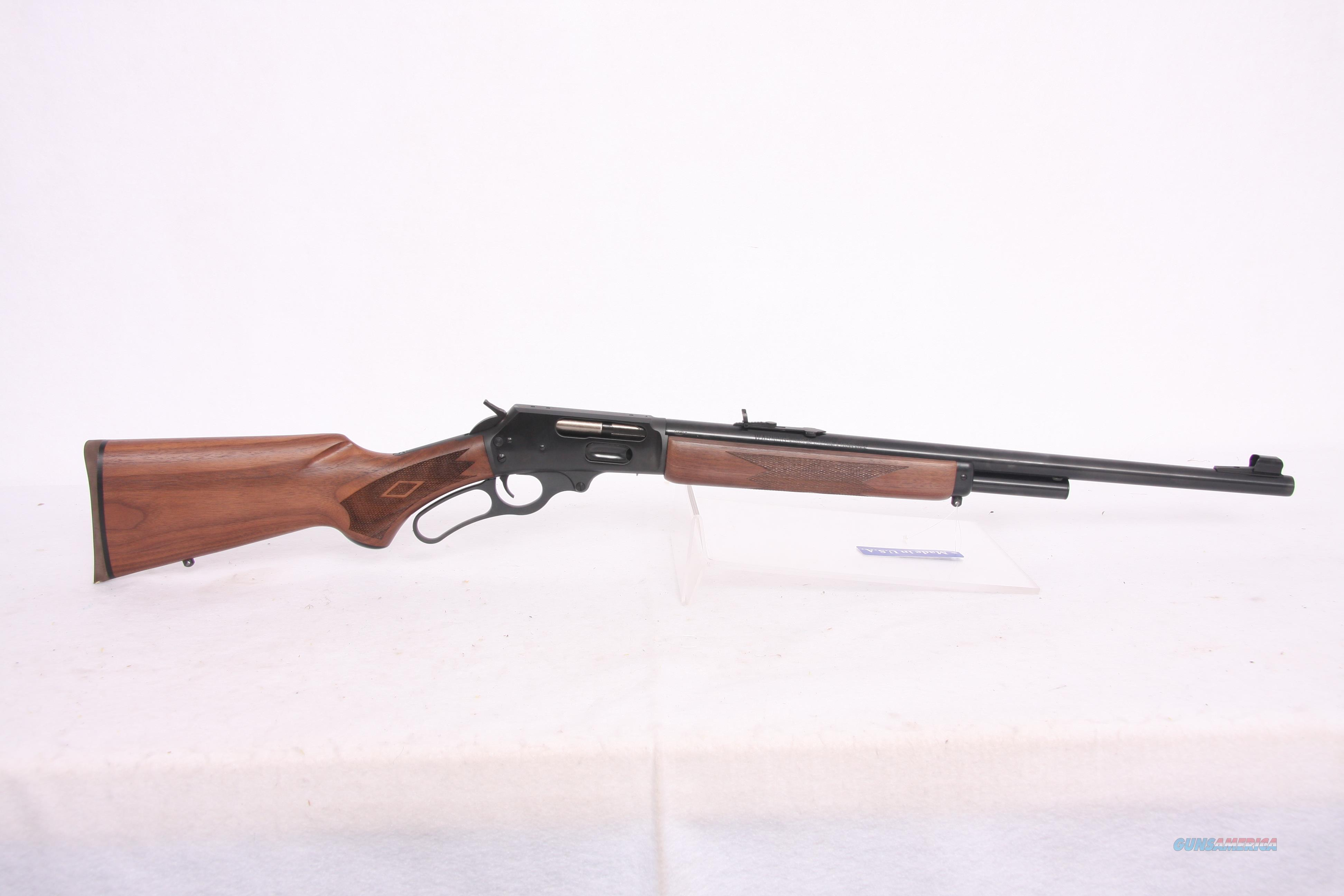 Marlin 1895 .45-70 22in Blued  Guns > Rifles > Marlin Rifles > Modern > Lever Action