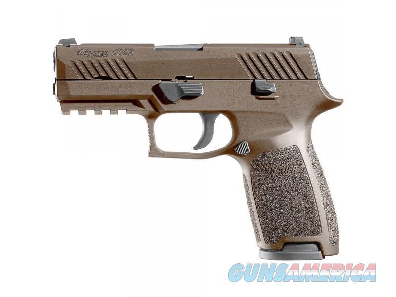 Sig Sauer P320 Carry .40sw FDE  Guns > Pistols > Sig - Sauer/Sigarms Pistols > P320