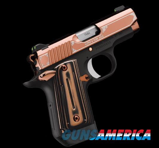 Kimber Micro 9 Rose Gold 9mm  Guns > Pistols > Kimber of America Pistols > Micro 9