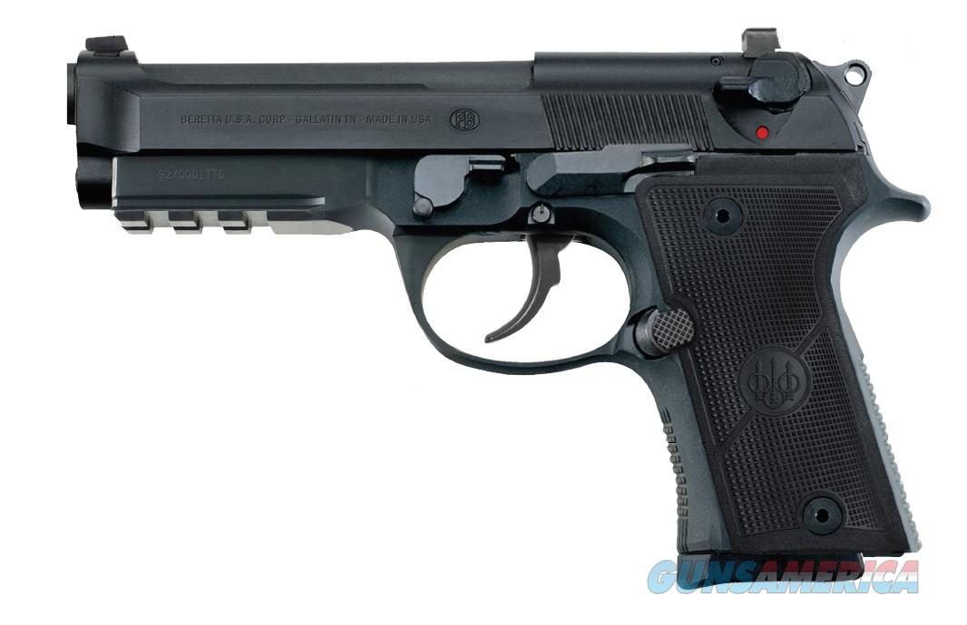 Beretta 92X Compact 9mm 4.3in 13rd Black  Guns > Pistols > Beretta Pistols > Model 92 Series