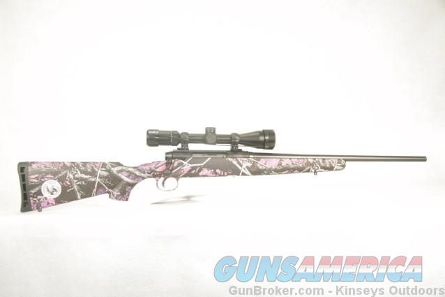 Savage Axis .243 Muddy Girl Camo  Guns > Rifles > Savage Rifles > Accutrigger Models > Sporting