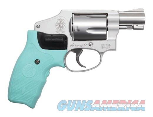 SW 642CT .38sp 1.875in  Stainless Robins Egg Crimson Trace  Guns > Pistols > Smith & Wesson Revolvers > Full Frame Revolver