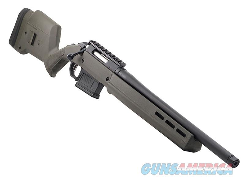 Ruger American 6.5 Creedmoor Tactical 18grn Magpul  Guns > Rifles > Ruger Rifles > American Rifle