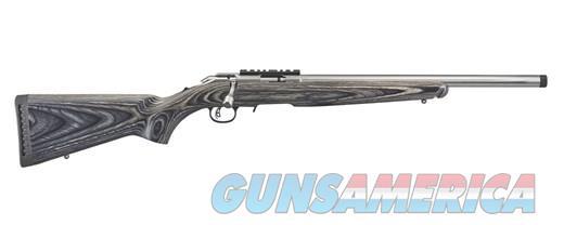 Ruger American Target .22Lr 22in Black Laminate Stock  Guns > Rifles > Ruger Rifles > American Rifle