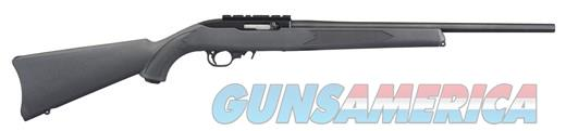 Ruger 10/22 Carbine 22lr 18.5in. 10rd. Charcoal Gray  Guns > Rifles > Ruger Rifles > 10-22