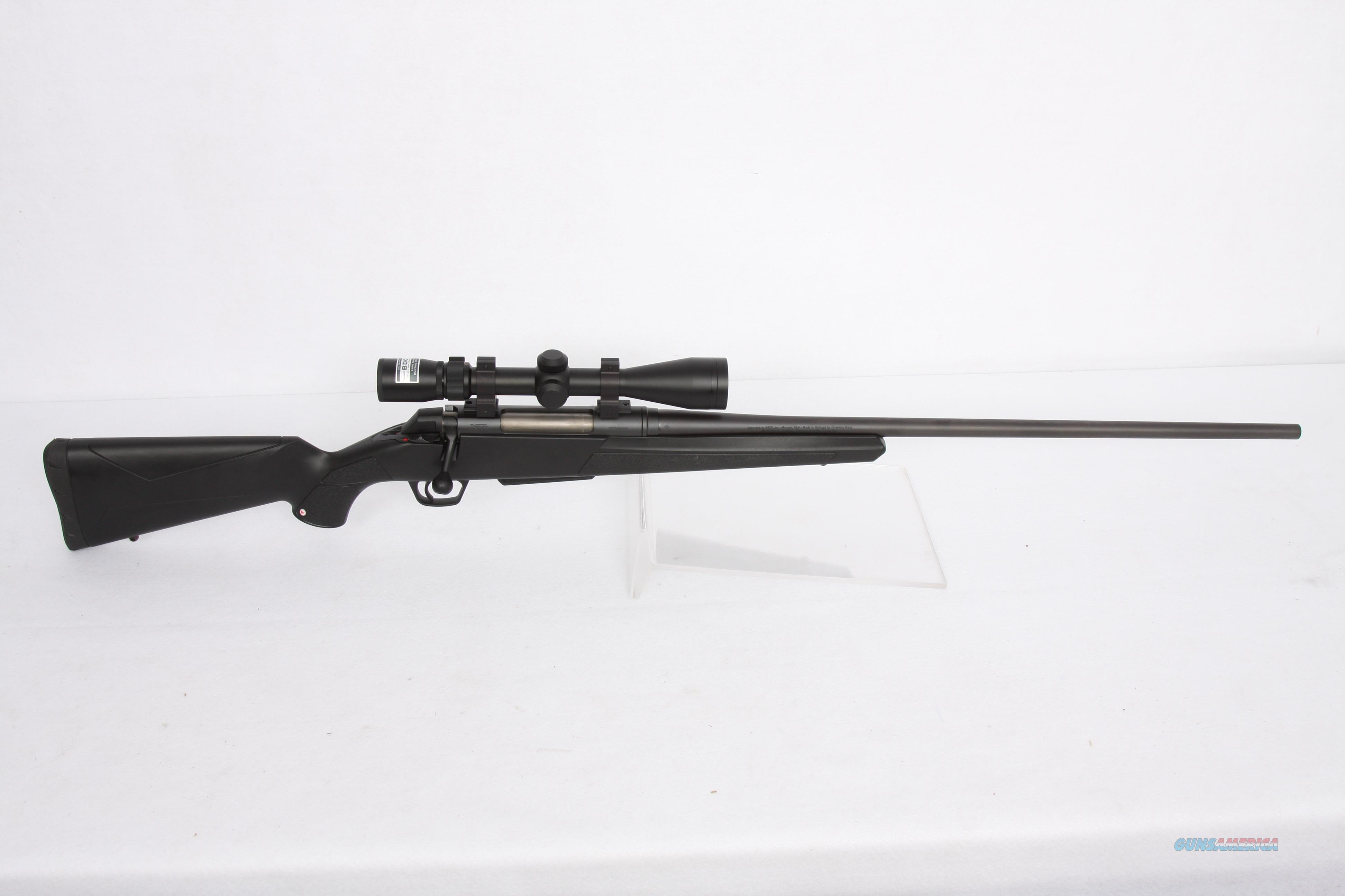 Winchester XPR Rifle Combo .270win Nikon 3-9x40 2 mags  Guns > Rifles > Winchester Rifles - Modern Bolt/Auto/Single > Other Bolt Action