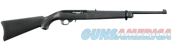 Ruger 10/22 Carbine .22Lr Black  Guns > Rifles > Ruger Rifles > 10-22