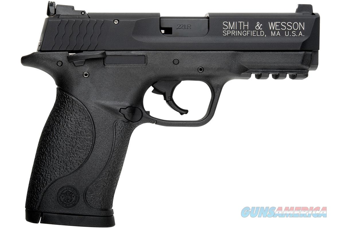 Smith and Wesson MP .22Lr Compact 3.6in  Guns