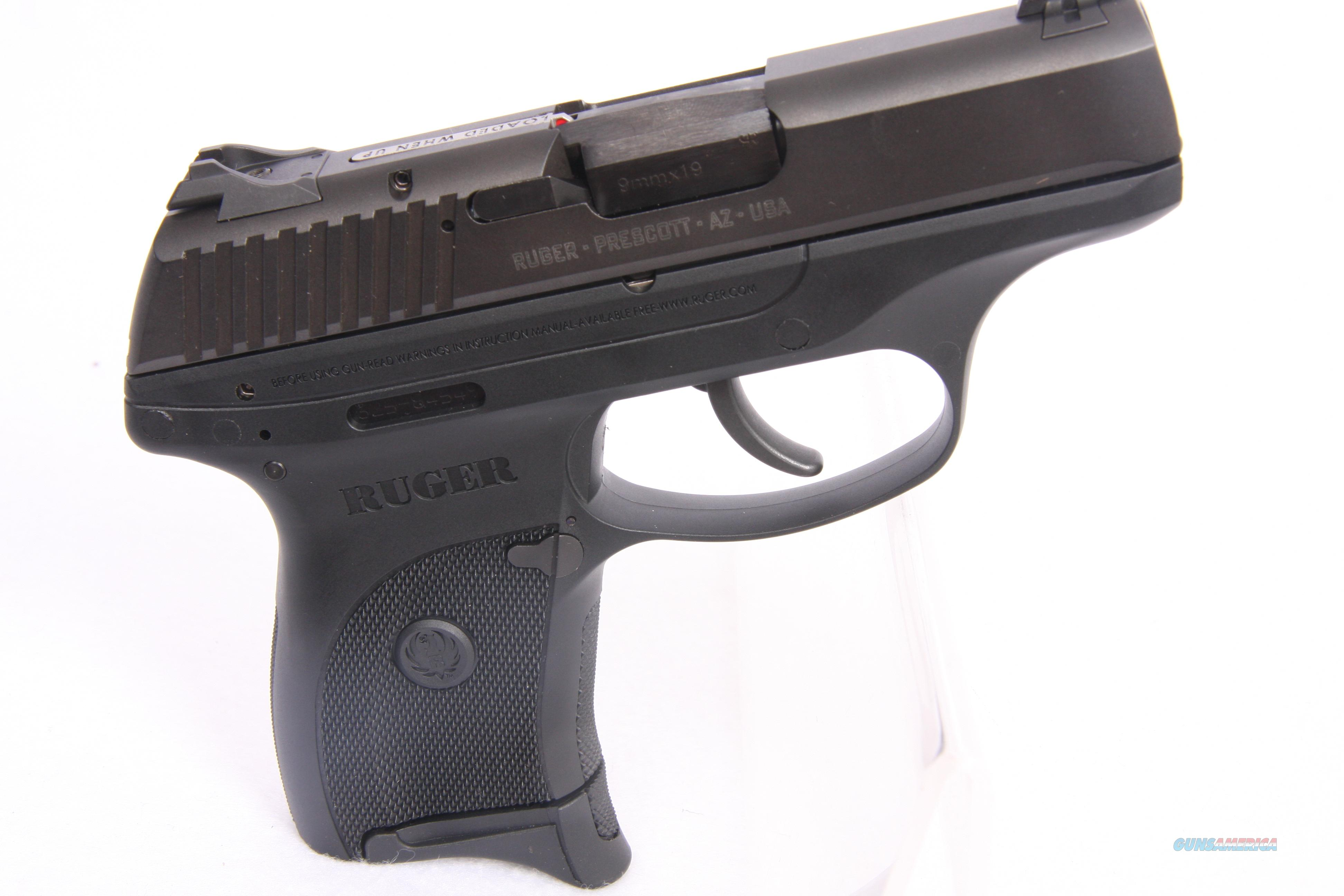 Ruger LC9 9mm Blued  Guns > Pistols > Ruger Semi-Auto Pistols > LC9