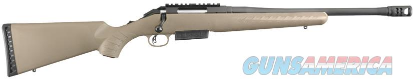 Ruger American Ranch Rifle 450 Bushmaster FDE  Guns > Rifles > Ruger Rifles > American Rifle
