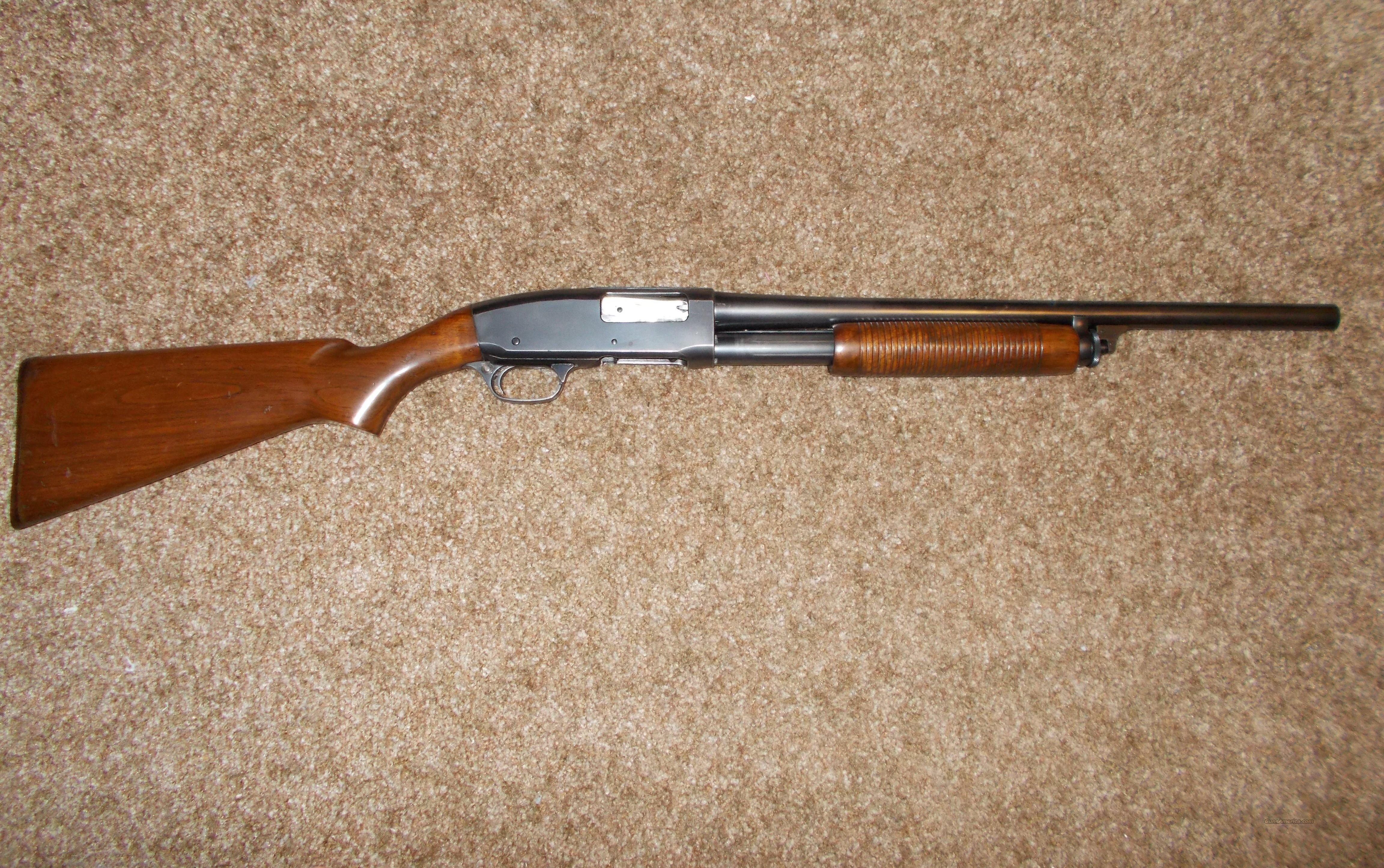 "Remington Model 31 12ga. Pump w/ 20"" Bbl. - HOME DEFENSE  Guns > Shotguns > Remington Shotguns  > Pump > Hunting"