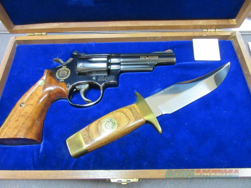 Smith Amp Wesson Texas Ranger Revolver For Sale