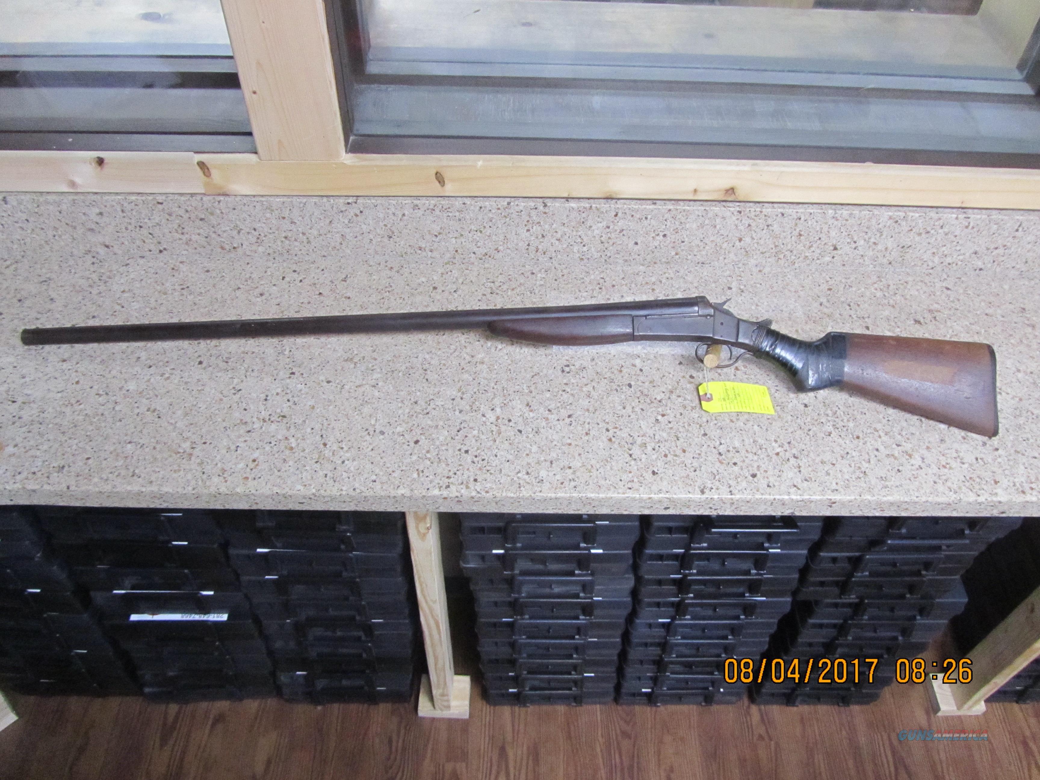 Montgomery Ward Super Dreadnaught 1929 Shotgun  Guns > Shotguns > MN Misc Shotguns