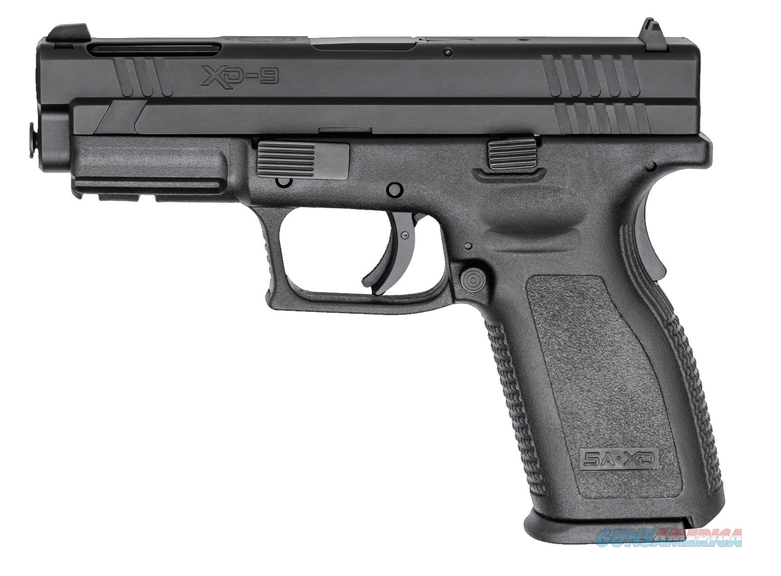 Springfield XD-9mm w/ Gear Sys  Guns > Pistols > Springfield Armory Pistols > XD (eXtreme Duty)