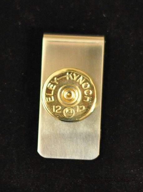Eley -Kynoch 12 Gauge Shotgun Shell Money Clip  Non-Guns > Shotgun Sports > Clothing