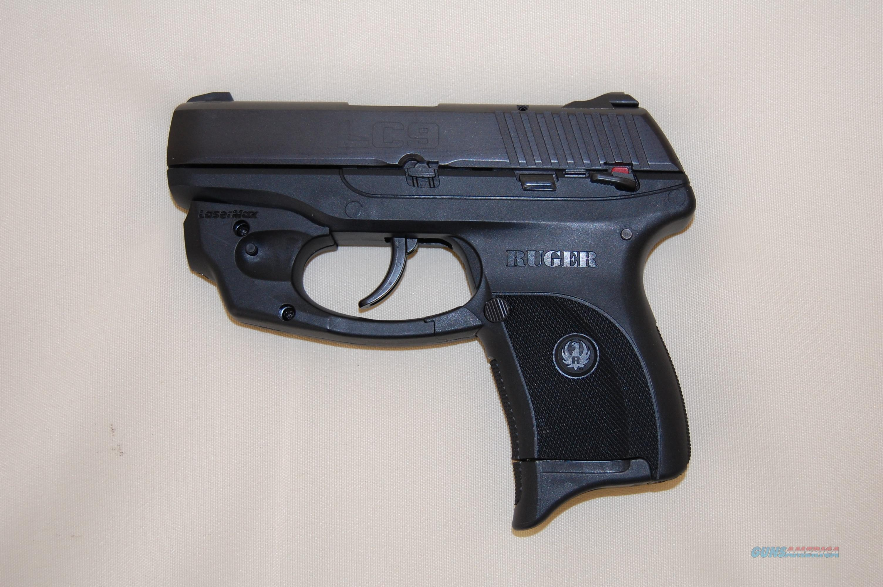 Ruger LC 9 with lazer  Guns > Pistols > Ruger Semi-Auto Pistols > LC9