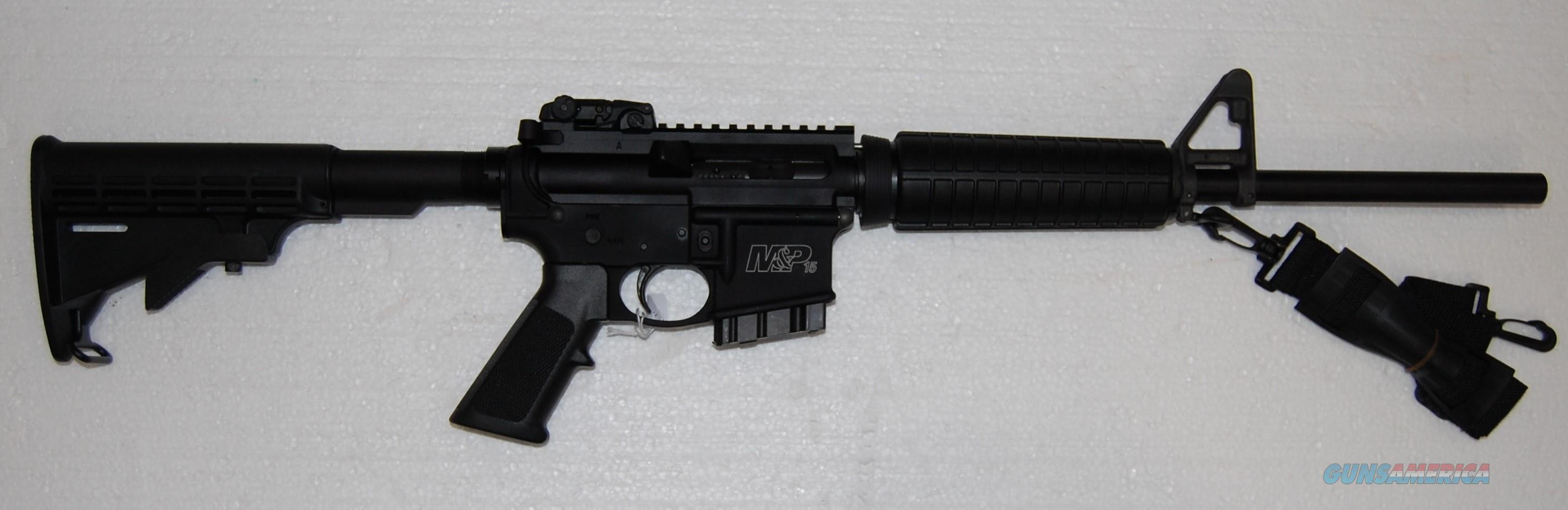 Smith and Wesson M&P 15  Guns > Rifles > Smith & Wesson Rifles > M&P