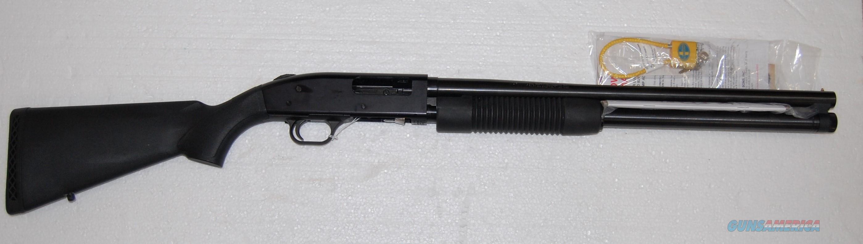 Mossberg 500 tactical shotgun  Guns > Shotguns > Mossberg Shotguns > Pump > Tactical
