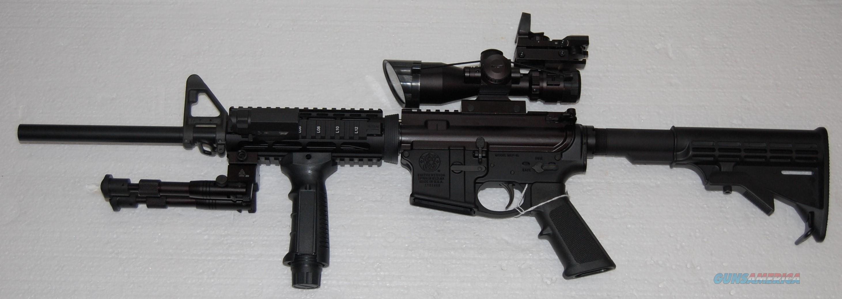 Smith&Wesson M&P 15  Guns > Rifles > Smith & Wesson Rifles > M&P