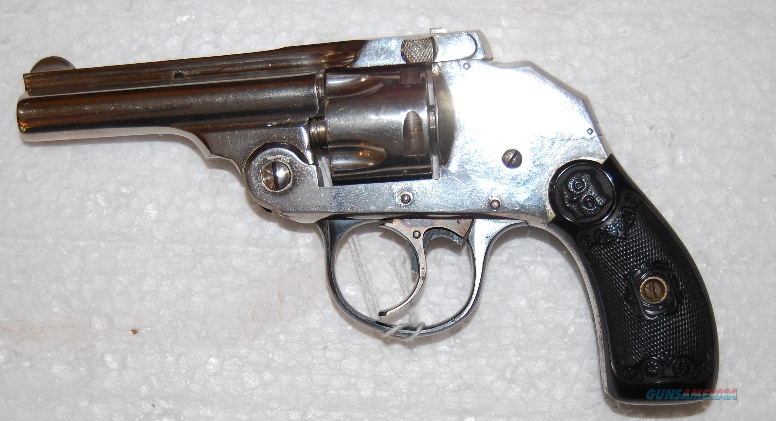 Iver Johnson .32 revolver  Guns > Pistols > Iver Johnson Pistols