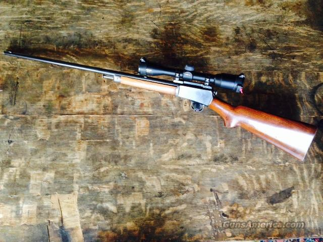 WINCHESTER MODEL 63, 1936 VINTAGE, 22LR  Guns > Rifles > Winchester Rifles - Modern Bolt/Auto/Single > Autoloaders
