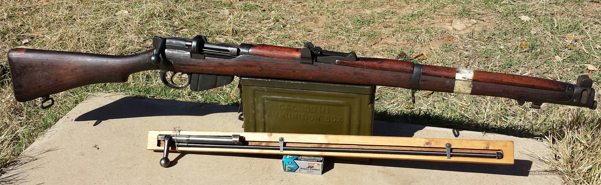 Enfield 22LR Conversion Kit W/Mk 3 Rifle  Guns > Rifles > Enfield Rifle