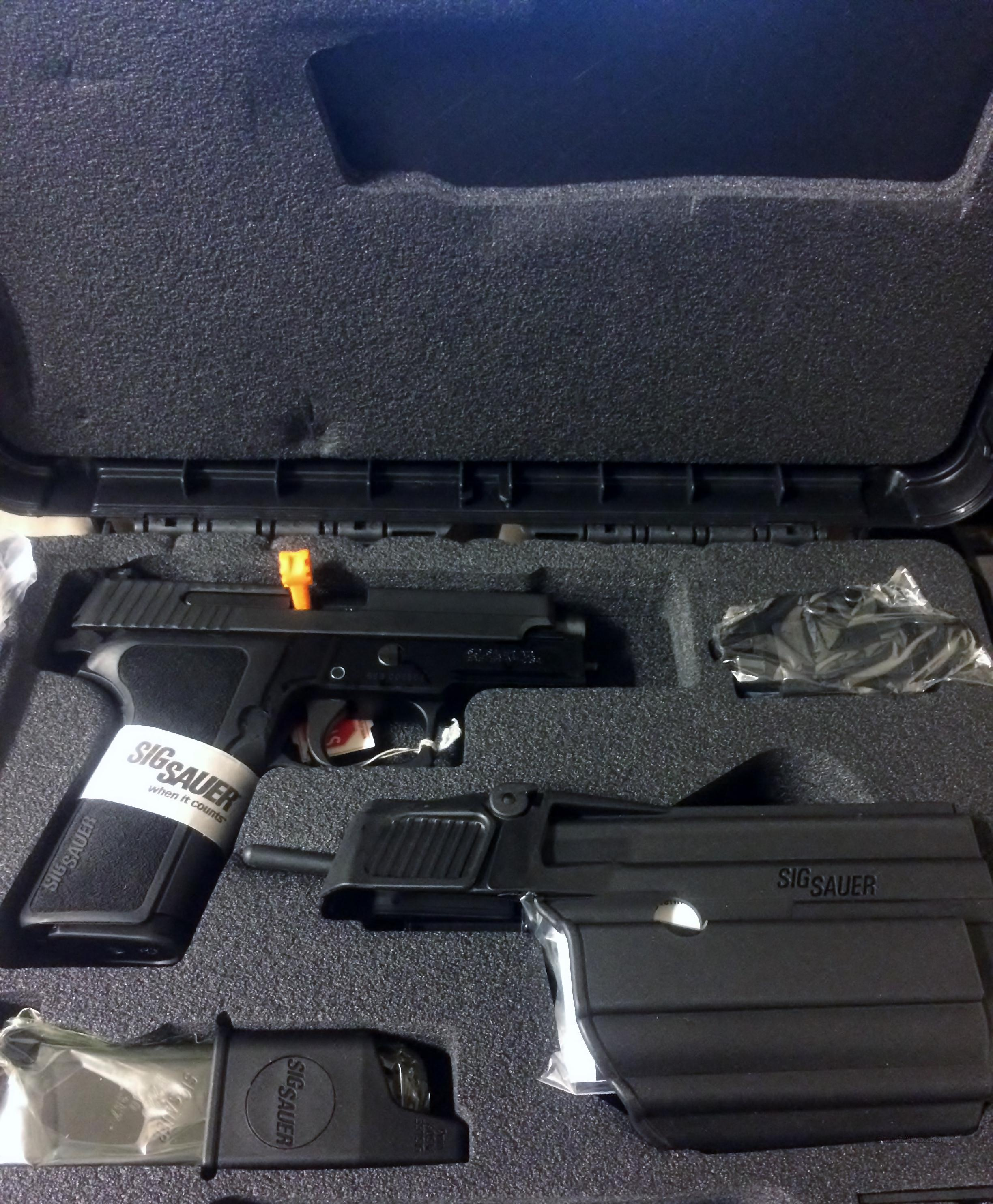 For Sale Trade Sig Sauer P229 9mm Tacpac With: Sig Sauer 229 40S&W TacPac E29R-40-BSS-TacPac-L... For Sale