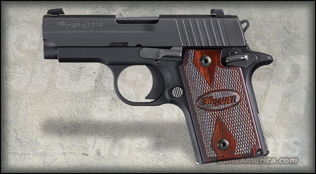 SIG 938 Rosewood 9mm 938-9-RG-AMBI  Guns > Pistols > Sig - Sauer/Sigarms Pistols > Other