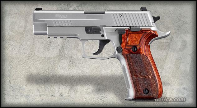 SIG 226 Stainless Elite .40 S&W 10rd mags 226R-40-SSE  Guns > Pistols > Sig - Sauer/Sigarms Pistols > P226