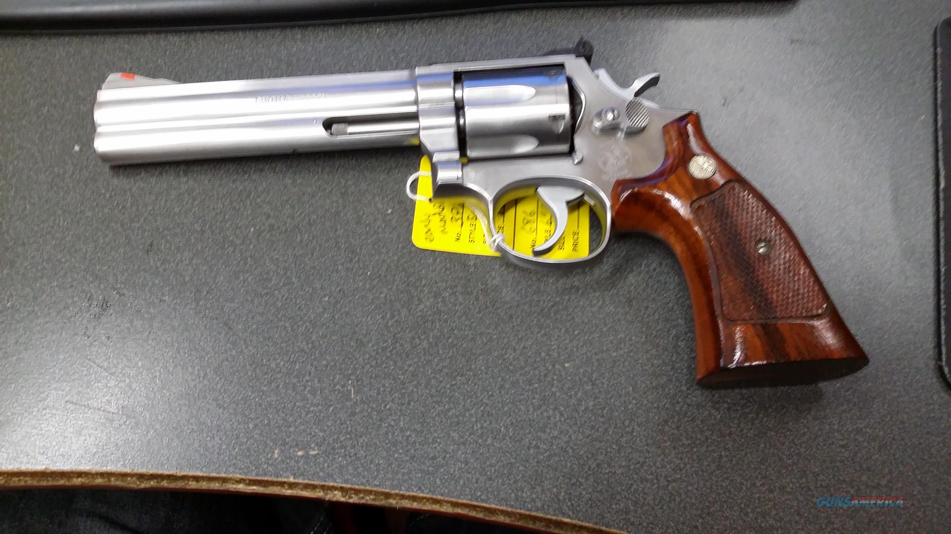 Smith and Wesson 686 Revolver No Dash  Guns > Pistols > Smith & Wesson Revolvers > Full Frame Revolver