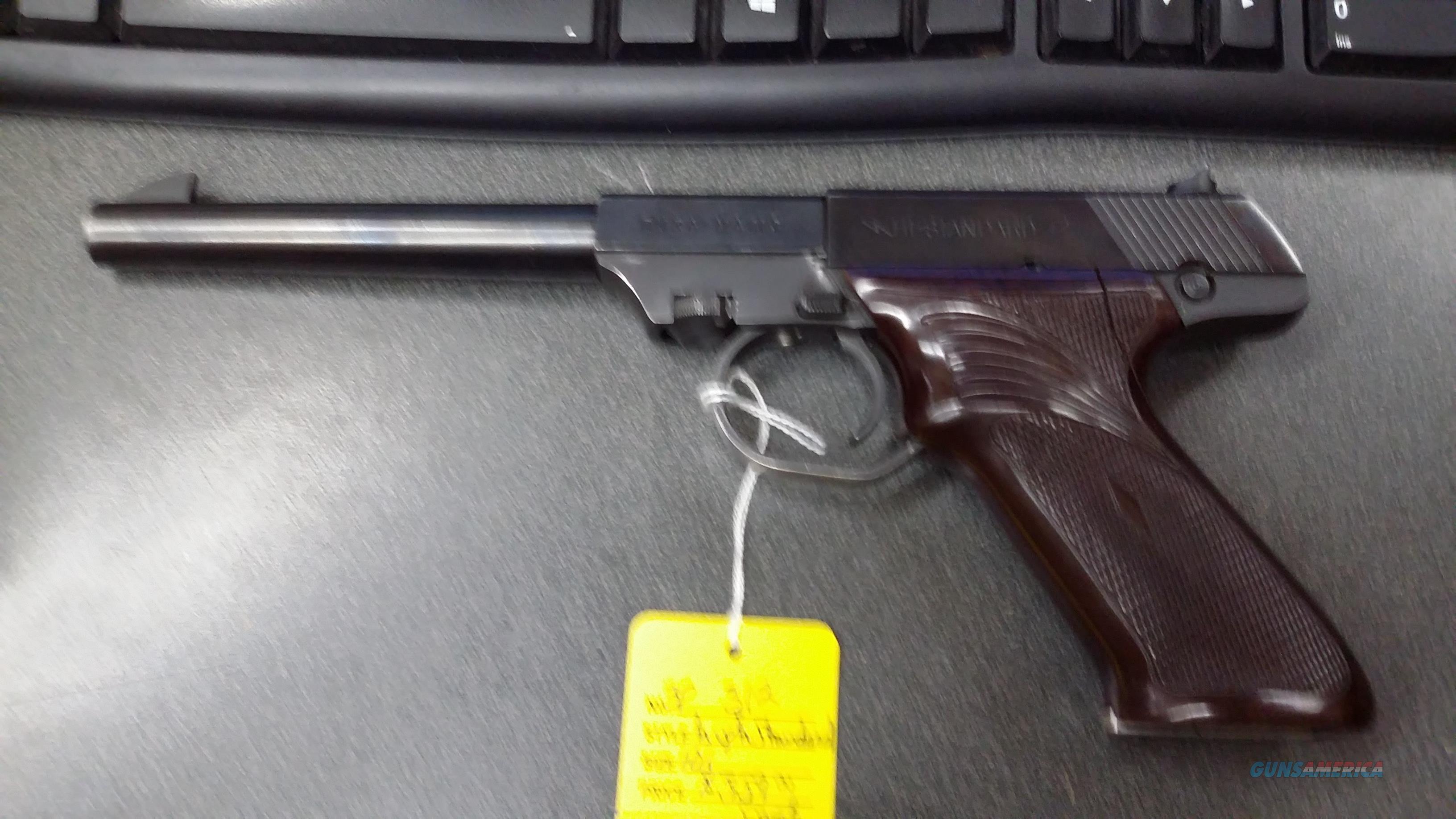 High Standard M 101  Guns > Pistols > High Standard Pistols