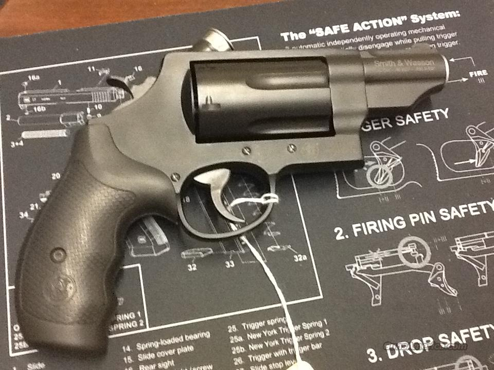 Smith and Wesson Governor  Guns > Pistols > Smith & Wesson Revolvers > Full Frame Revolver