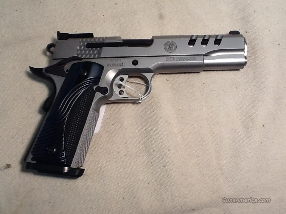 Smith & Wesson Performance Center 1911  Guns > Pistols > Smith & Wesson Pistols - Autos > Steel Frame