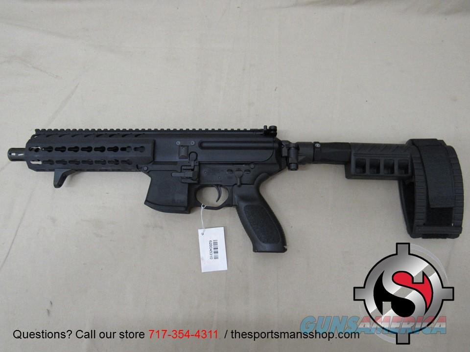 SIG MPX-P Pistol With SBX Pistol Stablizing Brace  Guns > Pistols > Sig - Sauer/Sigarms Pistols > Other