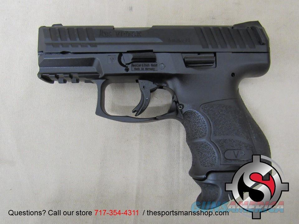 """Heckler & Koch VP9SK Subcompact 9mm 3.39"""" Barrel  Guns > Pistols > Heckler & Koch Pistols > Polymer Frame"""